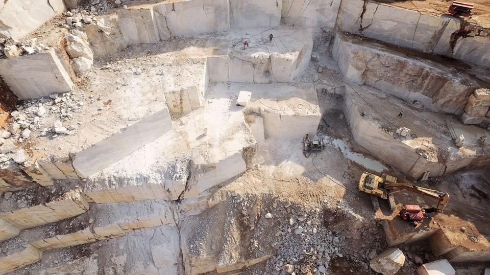 Λατομείο - Karmar Stone Group Interntional