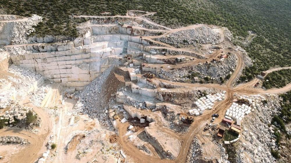 Λατομείο - Karmar Stone Group International