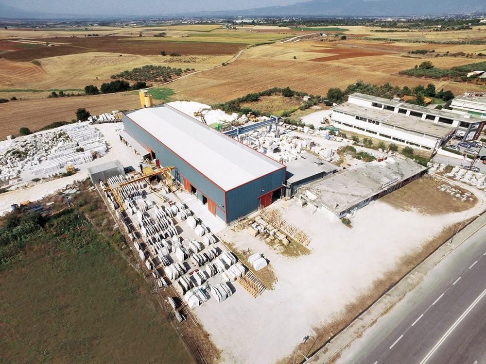 Εργοστάσιο ΔΡΑΜΑ - Karmar Stone Group International