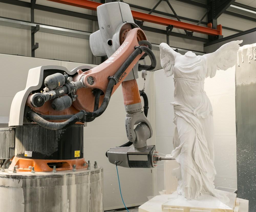 Εργοστάσιο Δράμα - F.H.L Μάρμαρα Κυριακίδη ΑΕ