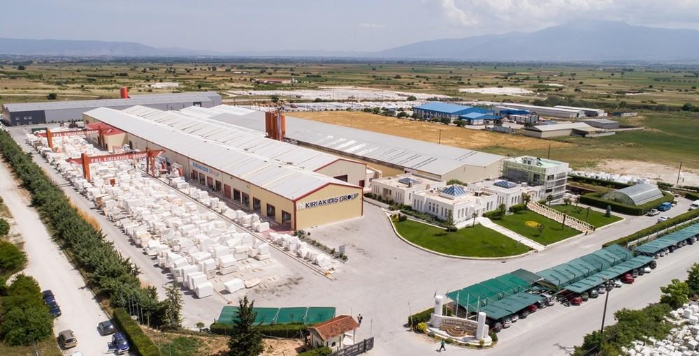 Εργοστάσιο Δράμα - F.H.L Μάρμαρα Κυριακιδη ΑΕ